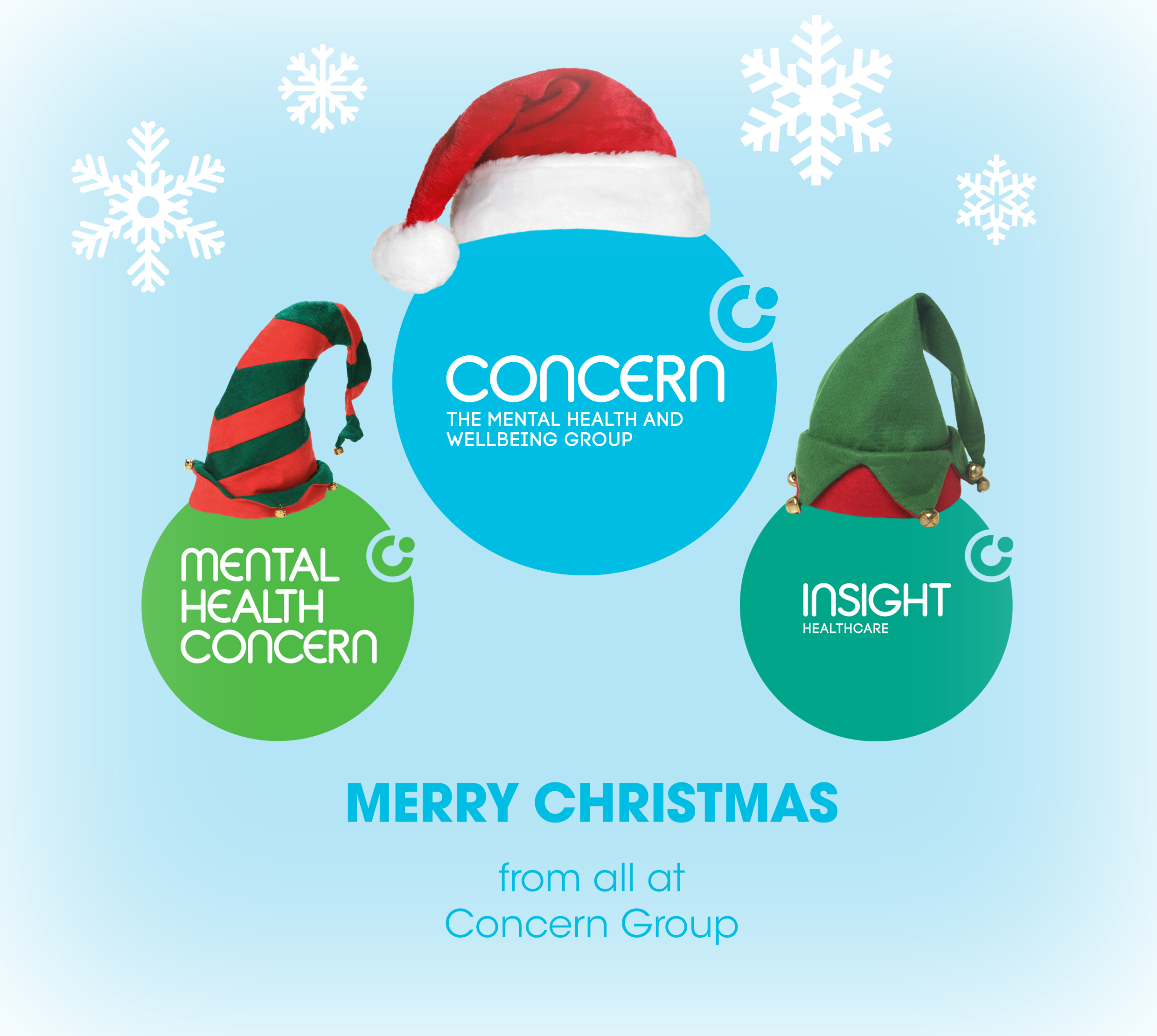 Merry Christmas from Concern Group